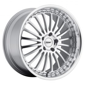 SILVERSTONE MACHINED SILVER