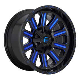 D646 HARDLINE GLOSS BLACK BLUE TINTED CLEAR