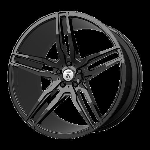 Asanti Black Rims ABL-12 ORION GLOSS BLACK