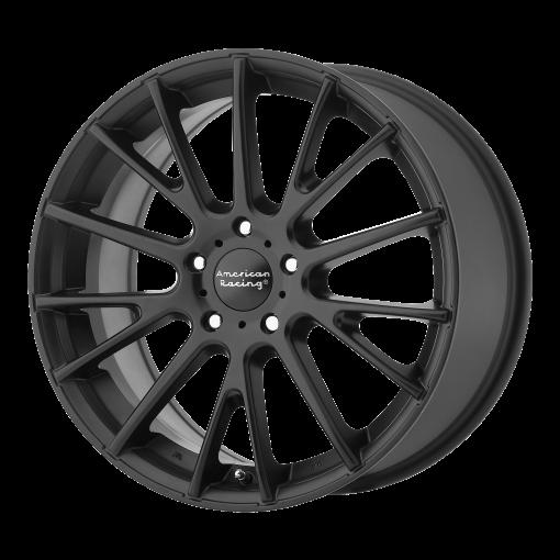 American Racing Rims AR904 SATIN BLACK