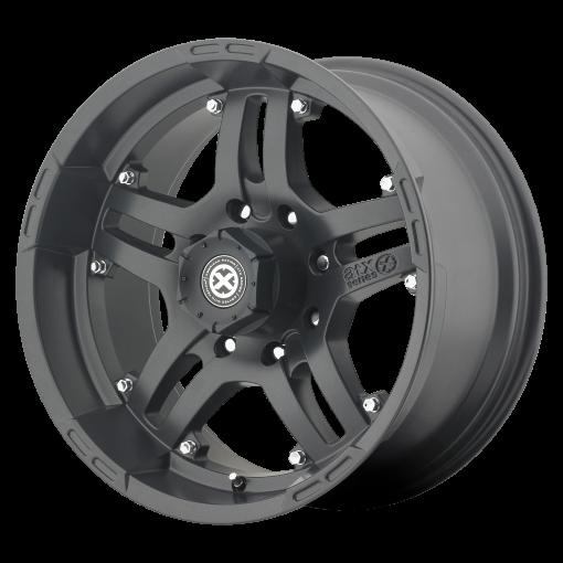 ATX Series Rims AX181 ARTILLERY TEXTURED BLACK