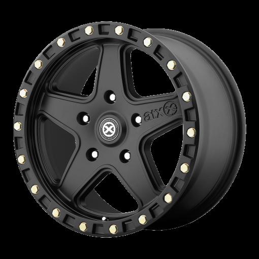 ATX Series Rims AX194 RAVINE TEXTURED BLACK