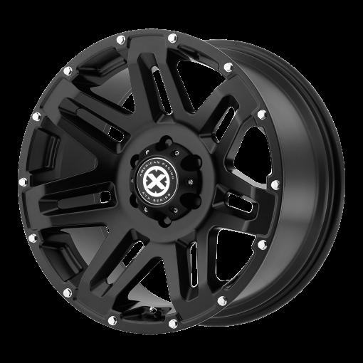 ATX Series Rims AX200 YUKON CAST IRON BLACK