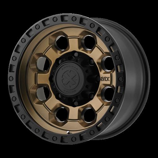 ATX Series Rims AX201 MATTE BRONZE WITH BLACK LIP