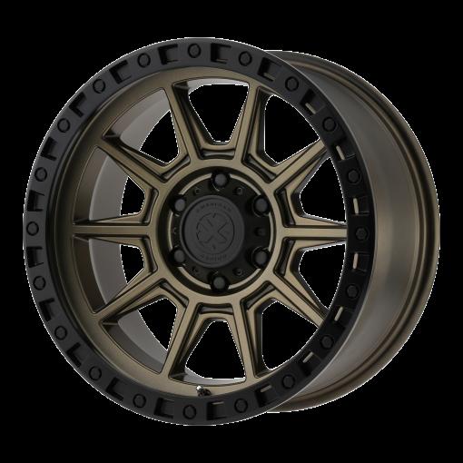 ATX Series Rims AX202 MATTE BRONZE WITH BLACK LIP