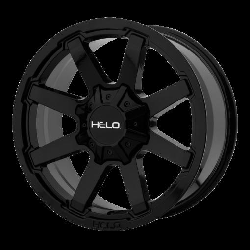 HELO Rims HE909 GLOSS BLACK
