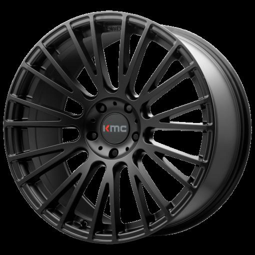 KMC Rims KM706 IMPACT SATIN BLACK