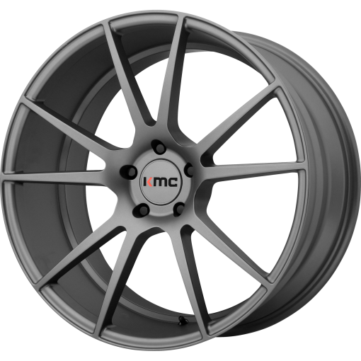 KMC Rims KM709 FLUX CHARCOAL