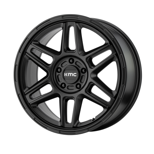 KMC Rims KM716 NOMAD SATIN BLACK