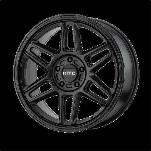 KMC Rims KM716 NOMAD SATIN BLACK