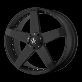 KM775 ROCKSTAR CAR MATTE BLACK