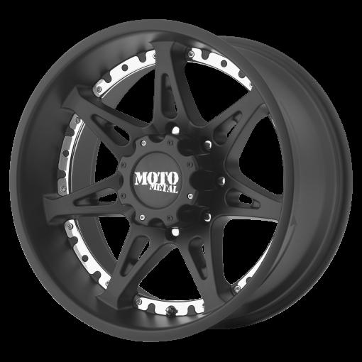 Moto Metal Rims MO961 SATIN BLACK