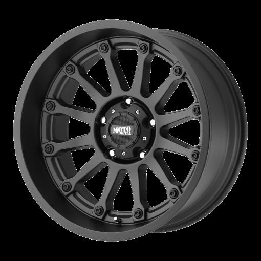 Moto Metal Rims MO971 SATIN BLACK