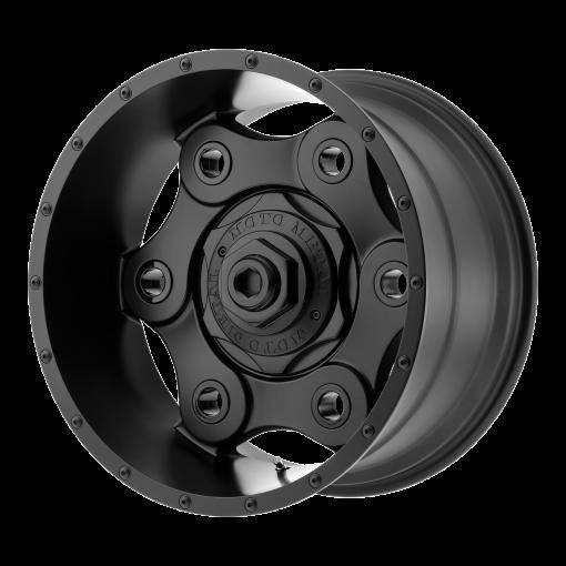 Moto Metal Rims MO977 LINK BLACK OUT