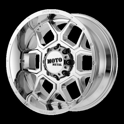 Moto Metal Rims MO981 SPADE CHROME