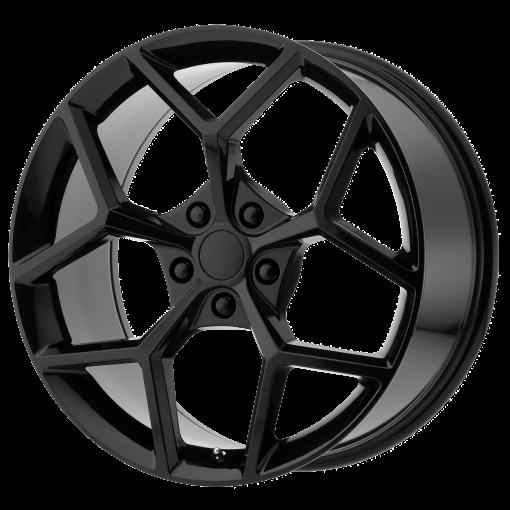 OE Creations Rims PR126 GLOSS BLACK