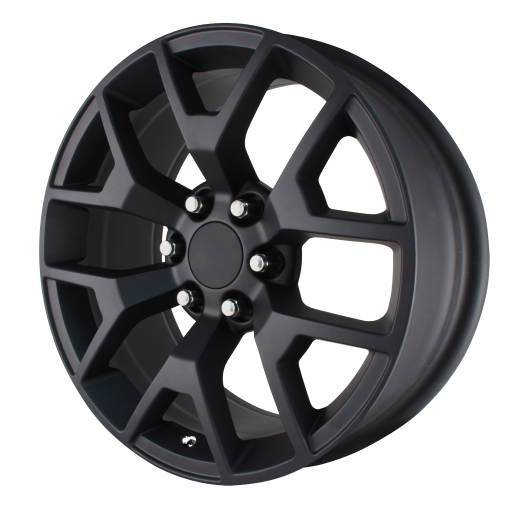 OE Creations Rims PR169 MATTE BLACK