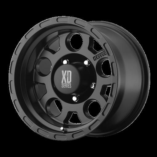 XD Series Rims XD122 ENDURO MATTE BLACK