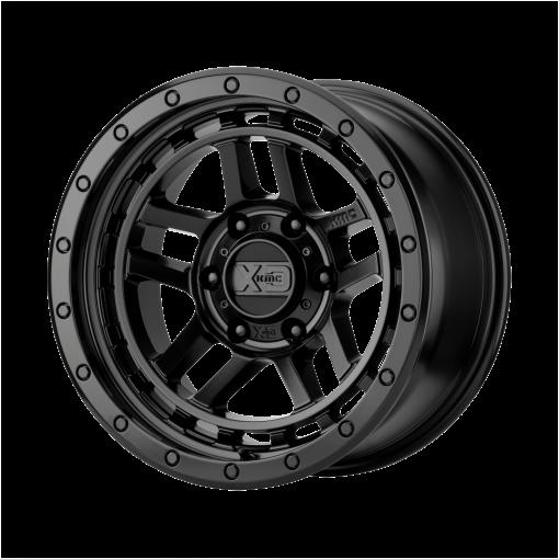 XD Series Rims XD140 RECON SATIN BLACK