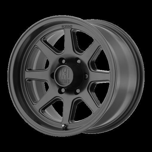 XD Series Rims XD301 TURBINE SATIN BLACK