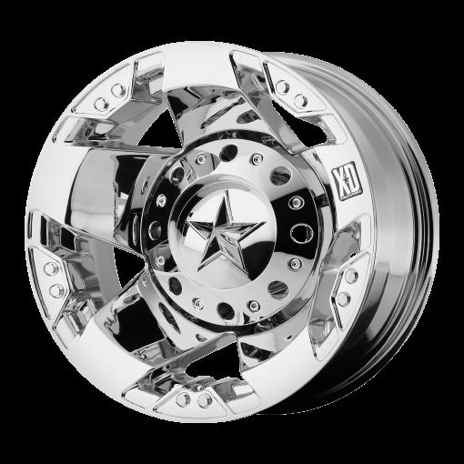 XD Series Rims XD775 ROCKSTAR CHROME - REAR