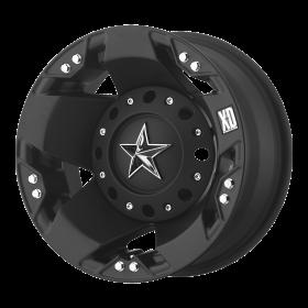 XD775 ROCKSTAR MATTE BLACK - REAR
