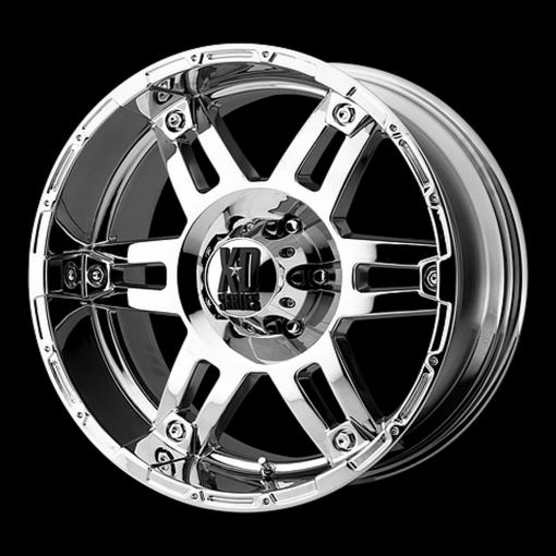 XD Series Rims XD797 SPY CHROME