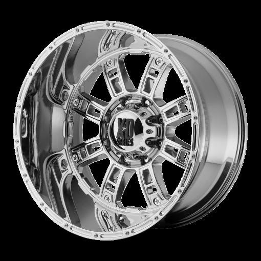 XD Series Rims XD809 RIOT CHROME
