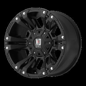 XD822 MONSTER II MATTE BLACK