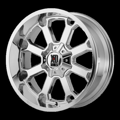 XD Series Rims XD825 BUCK 25 CHROME