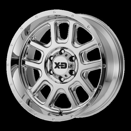 XD Series Rims XD828 DELTA CHROME