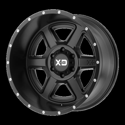XD Series Rims XD832 FUSION SATIN BLACK