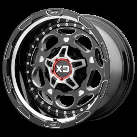 XD837 DEMODOG GLOSS BLACK MILLED