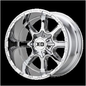 XD838 MAMMOTH CHROME