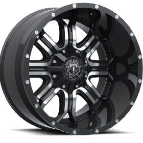 535MB Gloss Machined Black