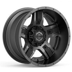 740GB Manifold Gunmetal Black