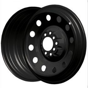 84B FWD Black Mod Matte Black