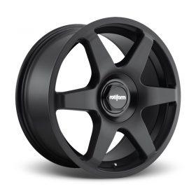 R113 SIX MATTE BLACK