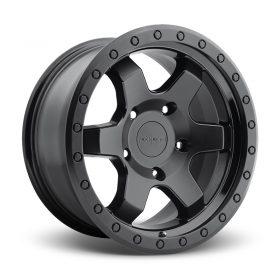 R151 SIX MATTE BLACK