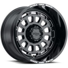 111BM X111 Gloss Black Milled