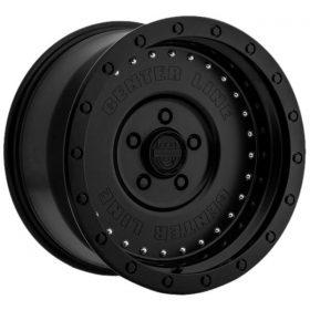 842B Full Jacket Satin Black
