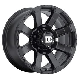 702B DC Matrix Matte Black