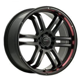 207B FX Black Red