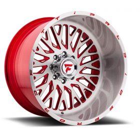 FTF07 Alpha Brushed Red