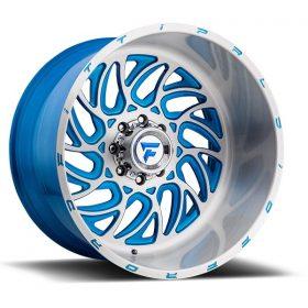 FTF09 Alpha Brushed Blue
