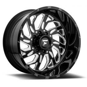 FTF17 Alpha Black Milled