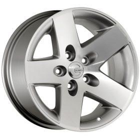 581S MR1X Silver