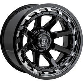754MB Machined Black