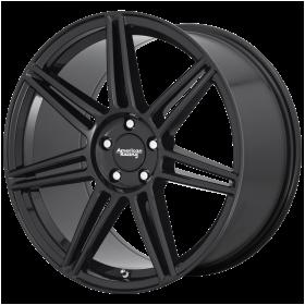 AR935 REDLINE GLOSS BLACK
