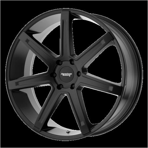 American Racing Rims AR938 REVERT SATIN BLACK